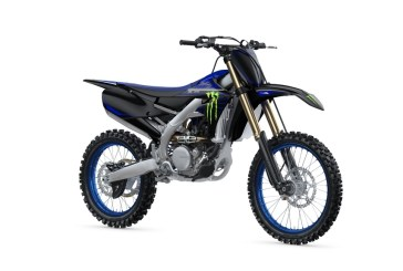 YAMAHA YZ250F Monster Energy Edition 2021