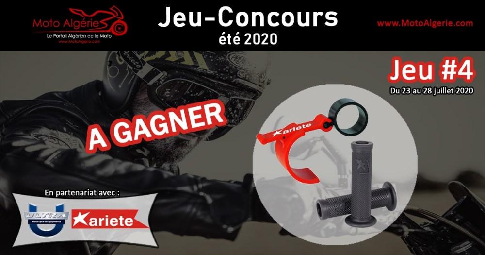 JEU-CONCOURS été 2020 - JEU#4 - Moto Algérie