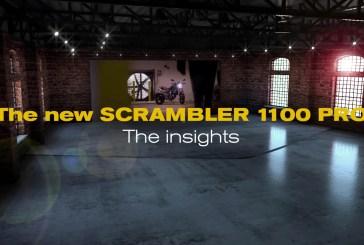 Une vidéo en réalité augmentée pour montrer tous les détails du Ducati Scrambler 1100 PRO