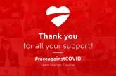L'initiative de collecte de fonds #raceagainstCovid, organisée par Ducati pour soutenir le Policlinico di S.Orsola à Bologne, touche à sa fin.