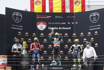 Le FIM CEV Repsol a couru à Estoril !