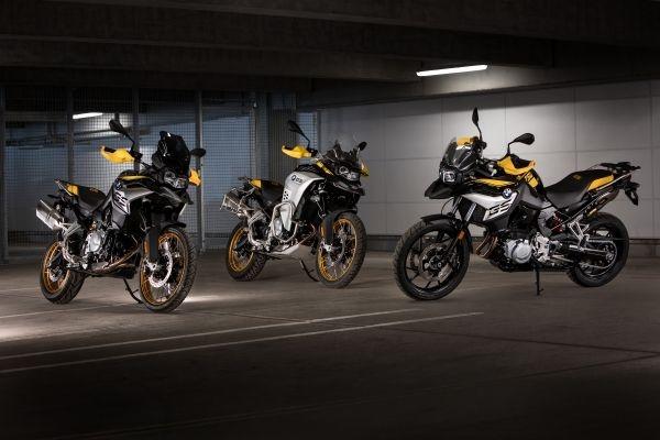 BMW dévoile les nouvelles F 750 GS, F 850 GS et F 850 GS Adventure !