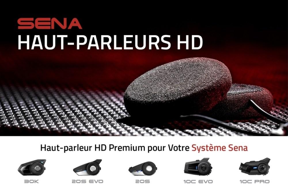 SENA-HAUT-PARLEURS HD PREMIUM