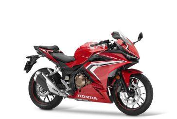 Honda dévoile la nouvelle CBR500R 2021