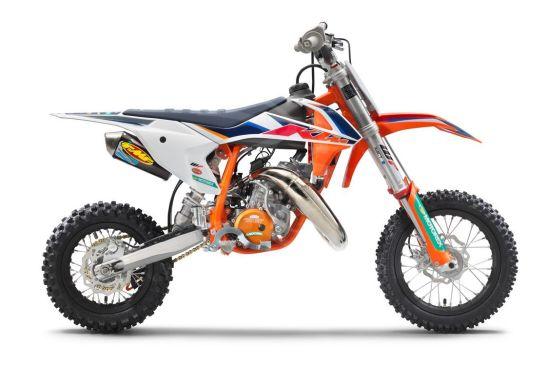 KTM 50 SX Factoy Edt 2021_right