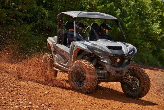 Yamaha Wolverine RMAX 1000 2021 SSV 2