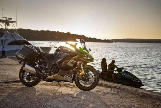 De nouveaux coloris dévoilés pour les modèles Kawasaki de 2021