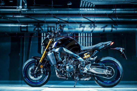 Yamaha MT-09 SP 2021 - 1