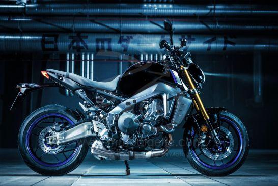 Yamaha MT-09 SP 2021 - 2