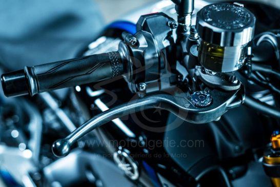 Yamaha MT-09 SP 2021 - details 11