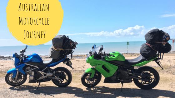 Australian Motorcycle Journey
