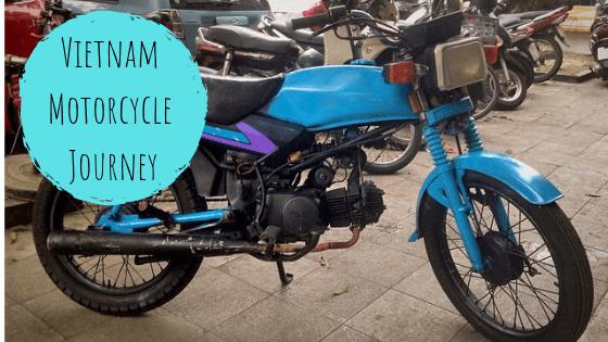 Vietnam Motorcycle Journey