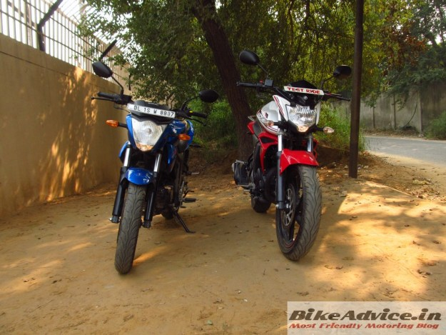 Gixxer-and-FZ-S-front
