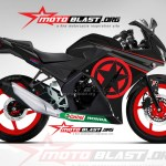 CBR-150R LOKAL-BLACK - STAR-1