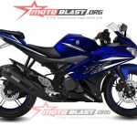 modif striping yamaha R15 HEADLAMP R25