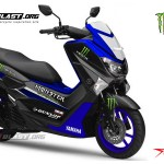motor-yamaha-nmax-blue monster2