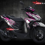 3 VARIO 150 WHITEHELLOQITTY3