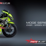 NINJA ZX6R GREEN LEMON STAR2