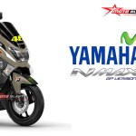 NMAX GUN METAL MOVISTAR 2015 motoblast