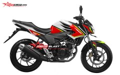 CB150R WHITE SIMPLE2