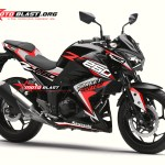 Z250R-BLACK SPORTY RED1