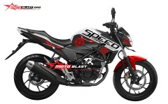CB150R WHITE-SPEED2