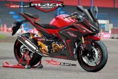 CBR150R BIG BLACK EDTION-RED