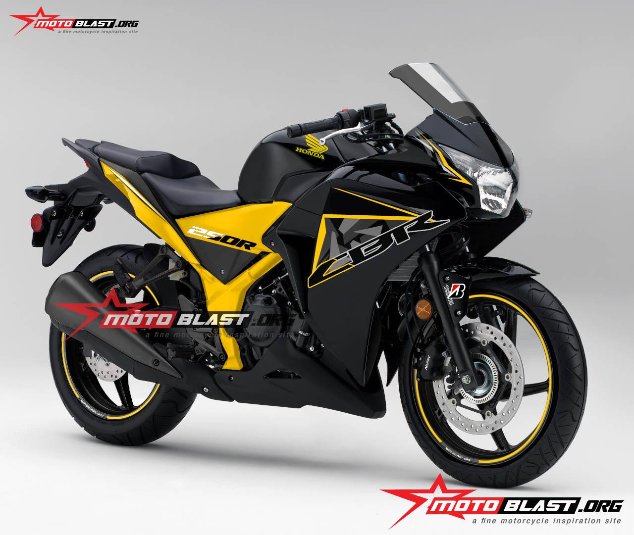 Honda-cbr-250-black-MOTOBLAST LIVERY-SE2