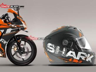 Honda CBR 150R shark orange