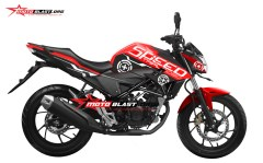 CB150R RED-SPEED2