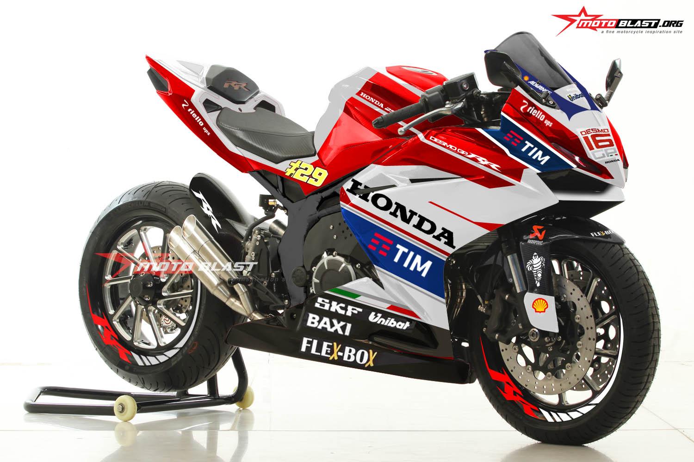 CBR250RR-DUCATI DESMO GP 2016