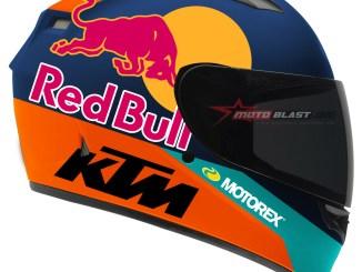 HELMET KTM REDBULL2