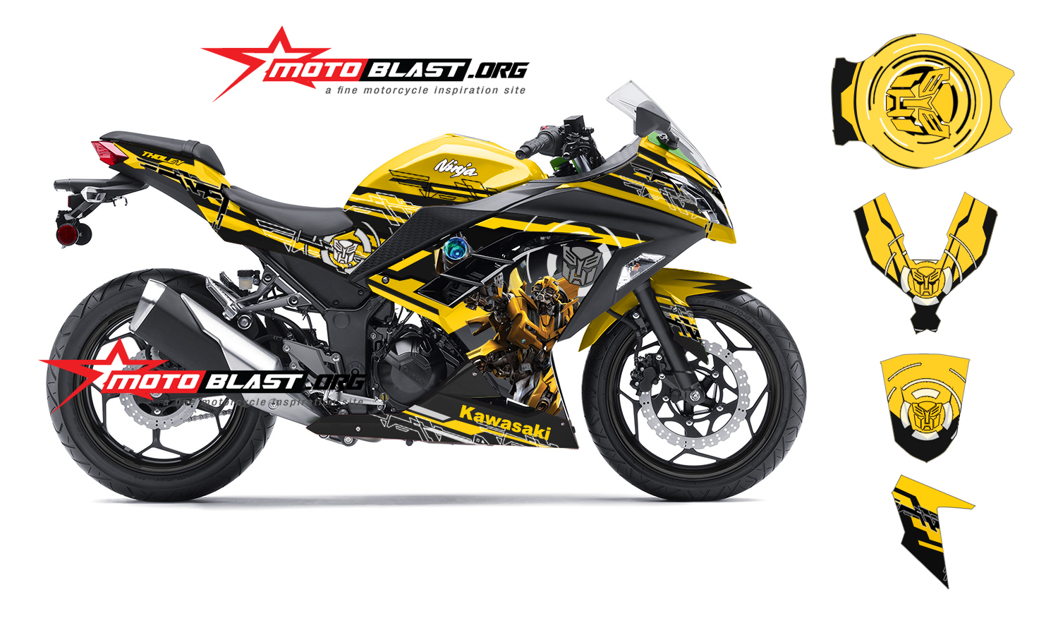 ninja-250-fi-yellow-bumble-bee-2