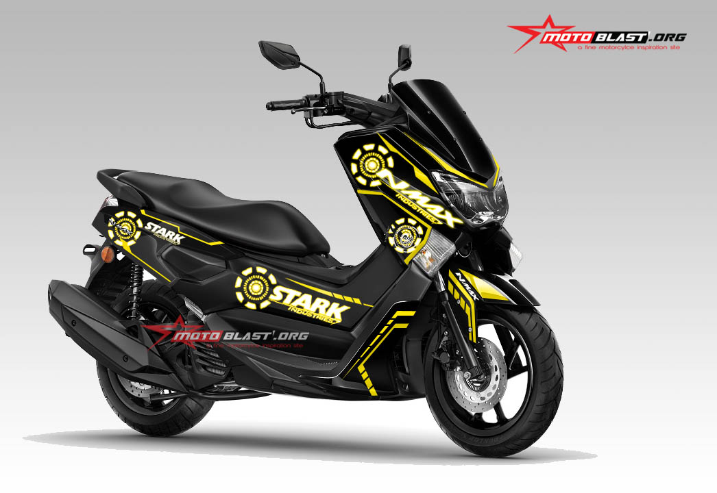 nmax-black-stark-industries-yellow