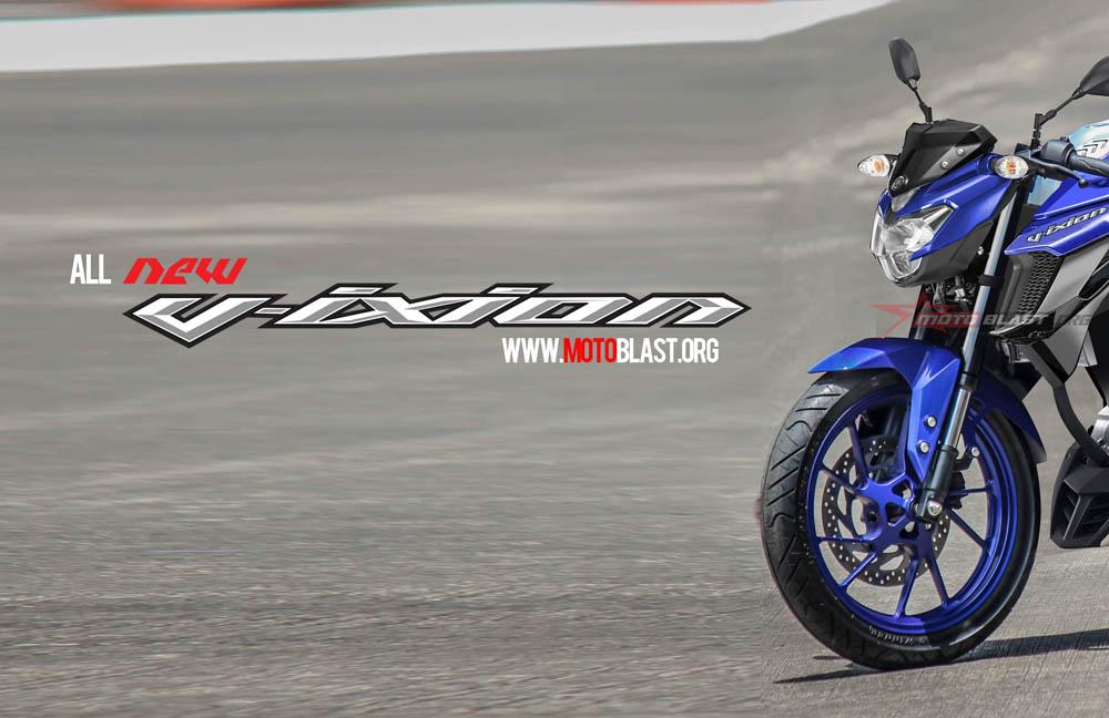 Yamaha all NEW VIXION1