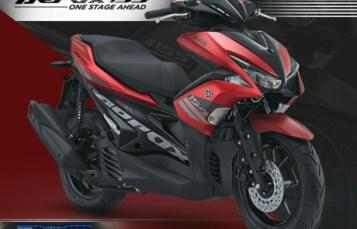 Yamaha Aerox 155 Launching Minggu depan di sirkuit sentul??