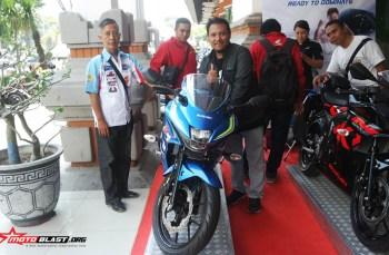 Harga Suzuki GSX-R150 di area Bali