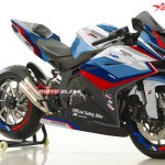 2 CBR250RR BLACK DOFF BMW SAFETY CAR MOTOGP4