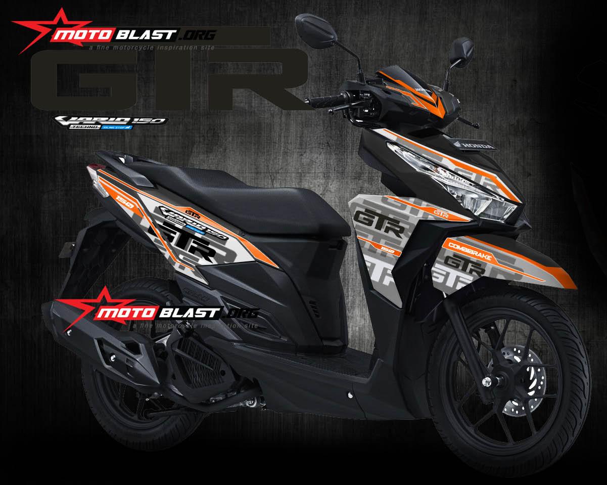 Koleksi 100 Jual Modif Motor Vario 150 Terkeren Bayem Motor