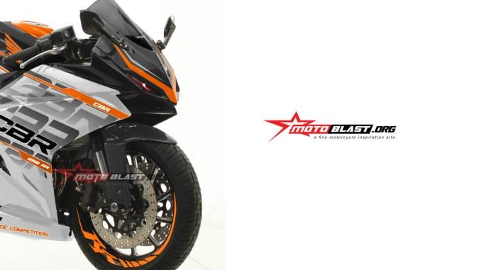 CBR250RR-BLACK KTM RC2