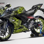 R15 NEW 2017- ARMY-GREEN
