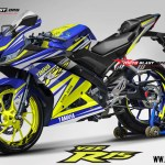 R15 NEW 2017- BLUE YELLOW RC