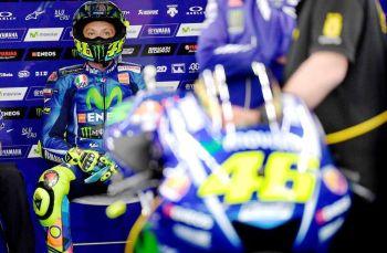 Akibat Kecelakaan Motocross, Valentino Rossi alami luka hati dan ginjal dan di ragukan bisa ikut Balap Motogp Italia! Waduuhh