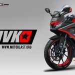 R15 NEW 2017- RED MVK 25