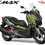 XMAX 300 - VR46 PROJECT