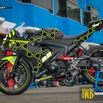 GSX-R150 - BLACK AI29 THE MANIAC