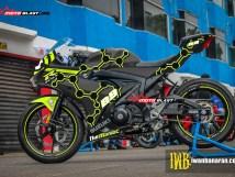 GSX-R150 - BLACK AI29 THE MANIAC