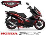 NEW PCX 150-black edition carbon