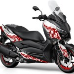 XMAX 250 - FLAME red