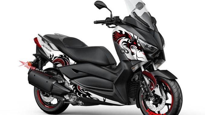 XMAX 250 - dragon